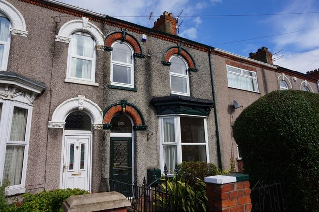 Thumbnail Terraced house for sale in Welholme Road, Grimsby