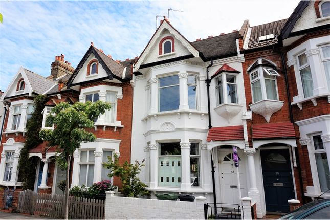 Thumbnail Terraced house for sale in Tulsemere Road, West Dulwich
