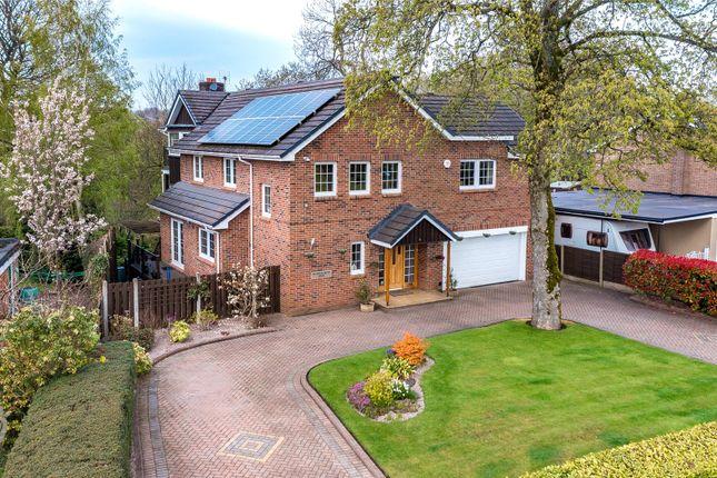 Thumbnail Detached house for sale in Ashdene Crescent, Bolton, Lancashire