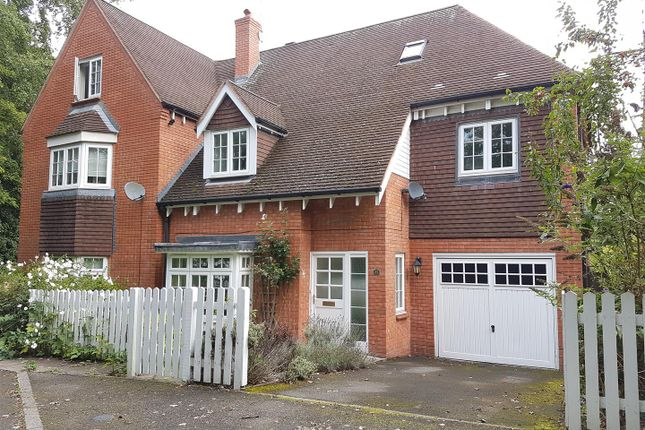 Thumbnail Detached house to rent in Middlepark Drive, Northfield, Birmingham