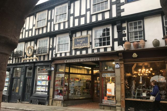 Thumbnail Retail premises for sale in For Sale - 35 High Street, Ross On Wye