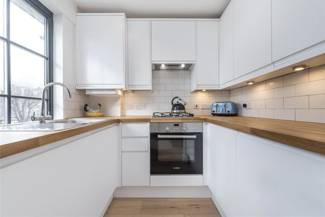 Kitchen of The Poplars, Montpelier Grove, London NW5