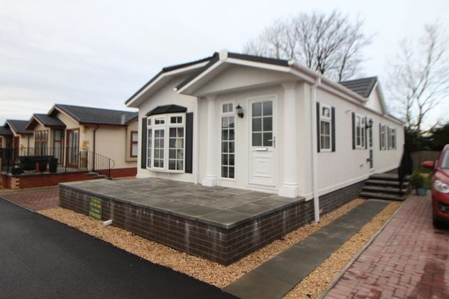 Thumbnail Detached bungalow for sale in Bishop View, Leven Park, Kinross