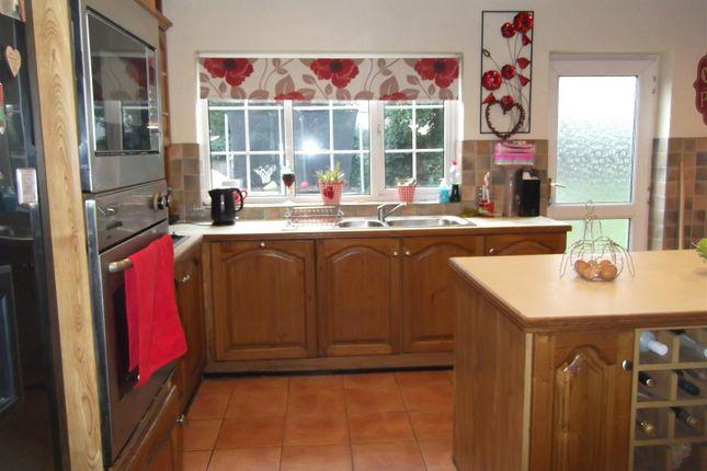 Kitchen of School Lane, Rainhill, Prescot L35