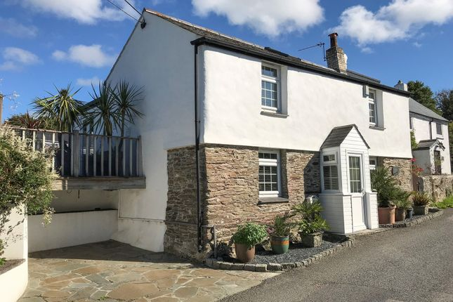 Thumbnail Cottage for sale in Carloggas, St Mawgan