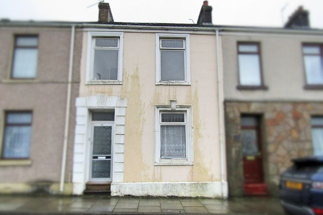 Thumbnail Terraced house for sale in Bryntirion Terrace, Llanelli, Carmarthenshire.
