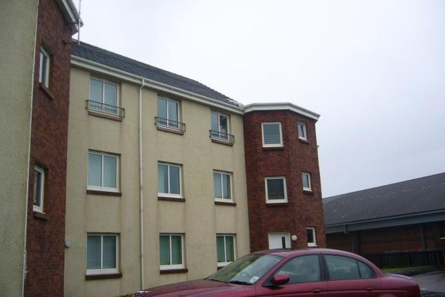 Thumbnail Flat to rent in Harbour Point, Saltcoats