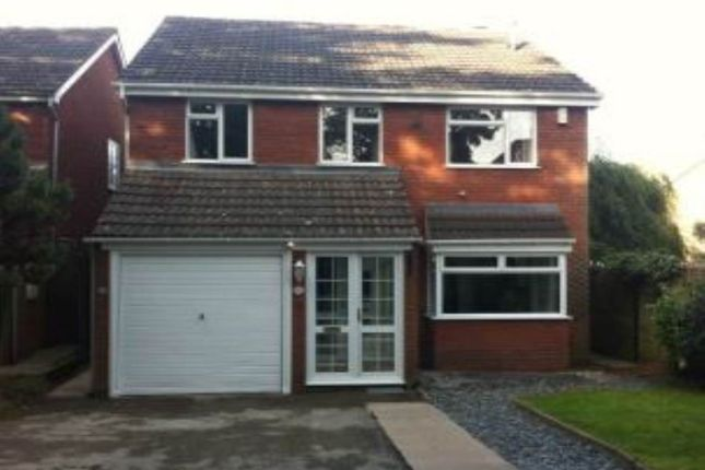 Thumbnail Property to rent in Wyvern Close, Sutton Coldfield