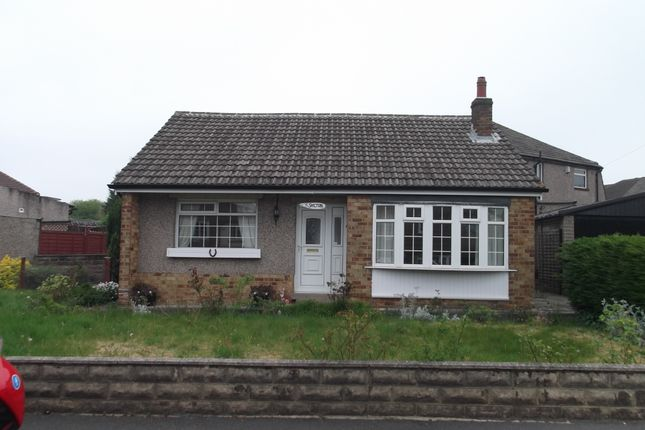 Thumbnail Bungalow to rent in Brantwood Oval, Bradford