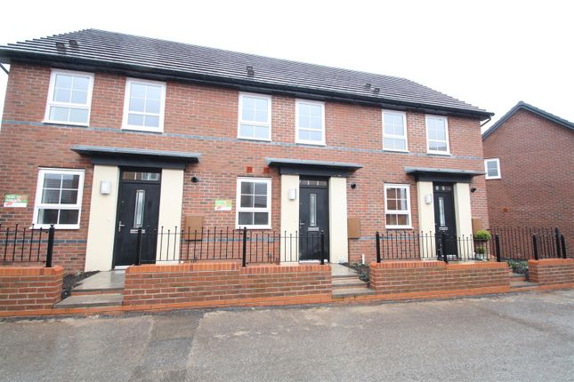 Thumbnail Terraced house to rent in Duddell Street, Lawley Village, Telford