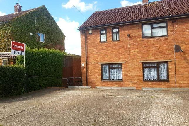 Thumbnail Semi-detached house to rent in Bannut Tree Estate, Bromyard