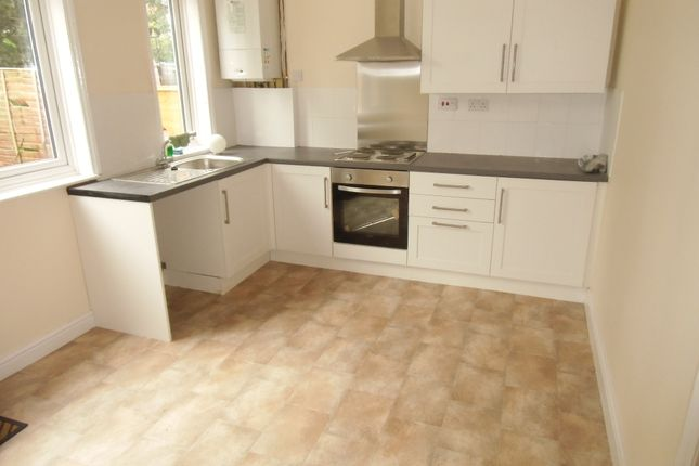 Kitchen of Main Street, Leicester LE5