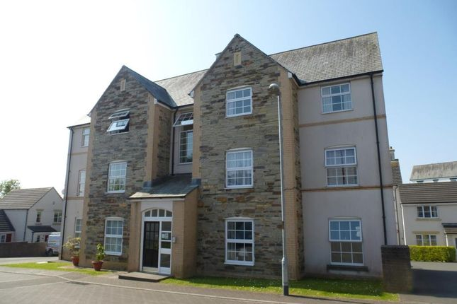 Thumbnail Flat to rent in Myrtles Court, Pillmere, Saltash, Cornwall