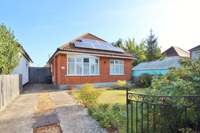Thumbnail Detached bungalow for sale in Cheddington Road, Bournemouth