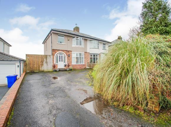 Thumbnail Semi-detached house for sale in Wheatley Lane Road, Barrowford, Nelson, Lancashire