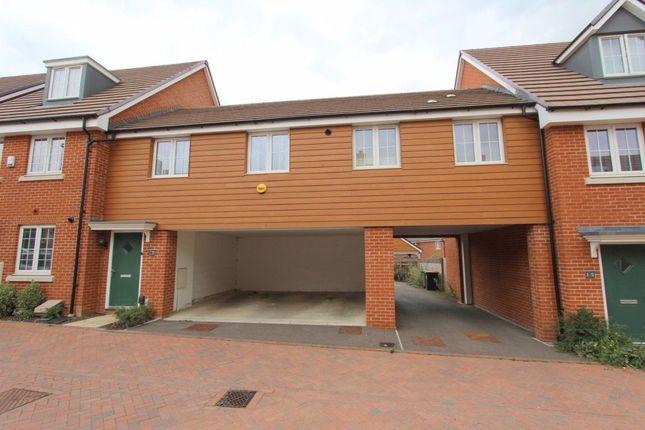 Thumbnail Maisonette to rent in Veritas Grove, Leighton Buzzard
