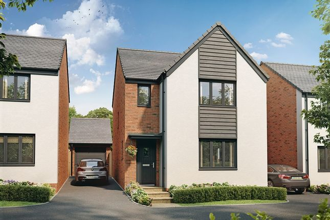 """Thumbnail Detached house for sale in """"The Hatfield"""" at Church Road, Old St. Mellons, Cardiff"""