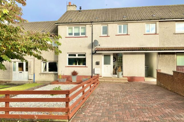3 bed terraced house for sale in Whitehall Avenue, Cardenden, Lochgelly KY5