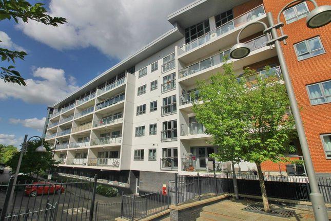 Thumbnail Flat to rent in Hamilton House, Wolverton, Milton Keynes