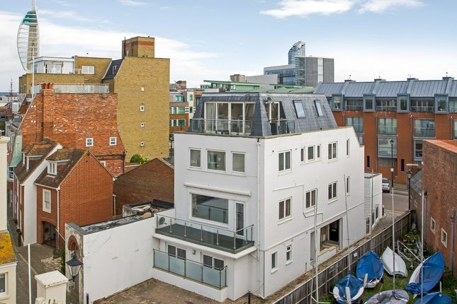 Thumbnail Flat for sale in Tower Street, Portsmouth