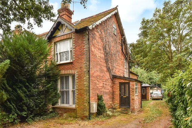 Thumbnail End terrace house for sale in Yorktown Road, Sandhurst, Berkshire
