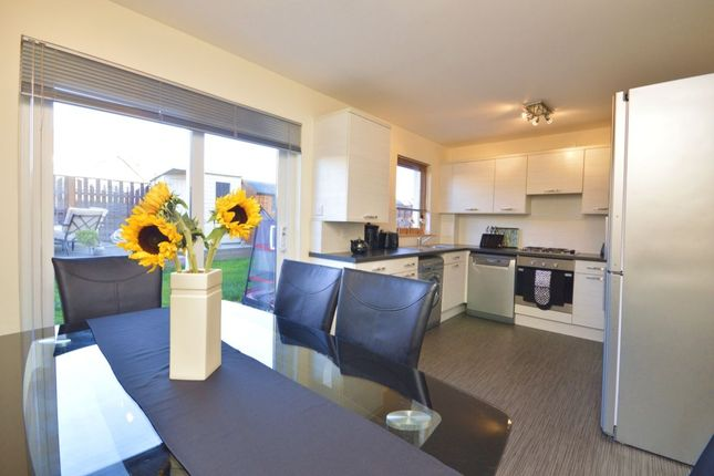 Thumbnail Terraced house for sale in Cameron Drive, Kirkcaldy
