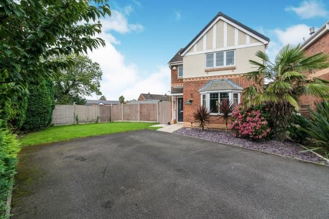 Thumbnail Detached house for sale in Acreswood Avenue, Hindley Green, Wigan, Greater Manchester