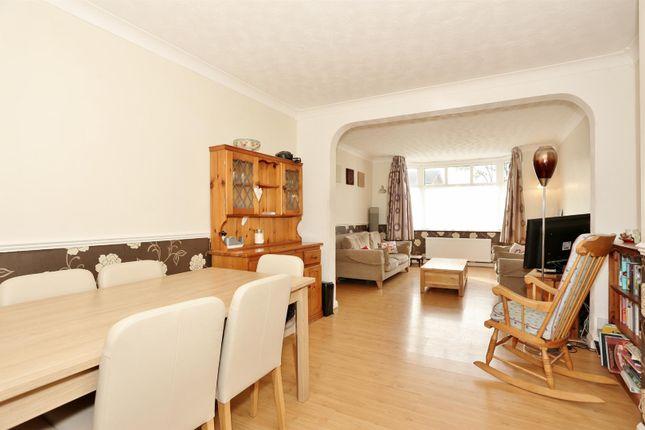 Thumbnail Semi-detached house for sale in Long Lane, Bexleyheath