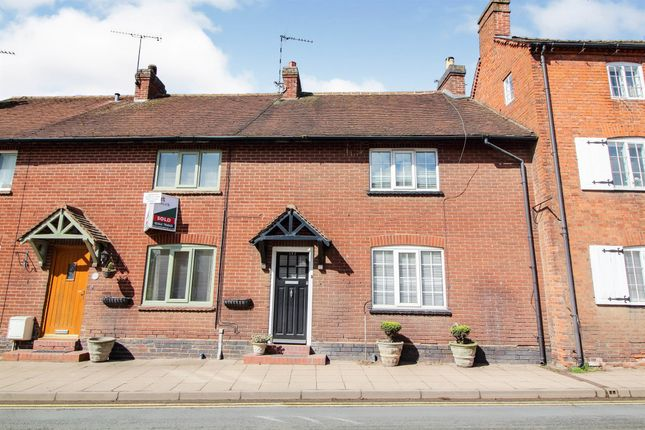 Thumbnail Terraced house for sale in High Street, Henley-In-Arden