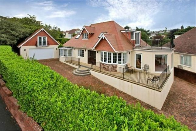 Thumbnail Detached house for sale in Cliff Road, Torquay, Devon