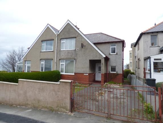 3 bed semi-detached house for sale in Station Road East, Penmaenmawr, Conwy, North Wales LL34