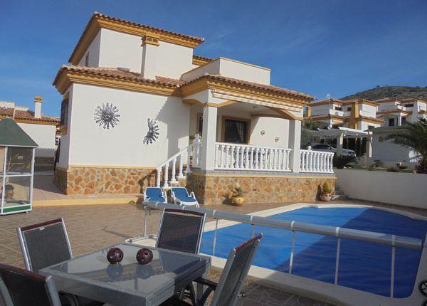 Thumbnail Detached house for sale in La Montanosa, Hondón De Las Nieves, Alicante, Valencia, Spain