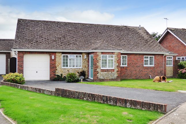 Thumbnail Detached bungalow for sale in Walnut Avenue, Rustington, Littlehampton