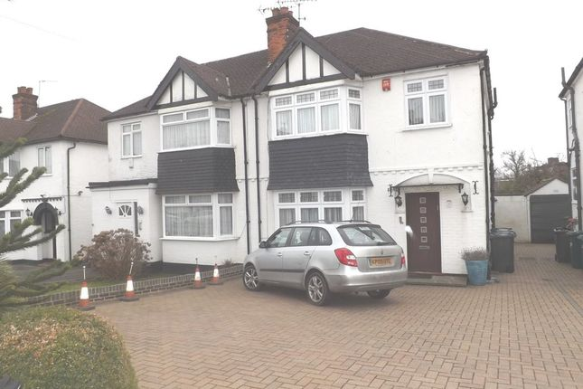 3 bed semi-detached house for sale in Windsor Avenue, Edgware