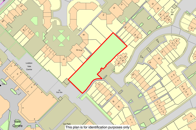 135 Promap.Png of Land At Lysander Close, Woodley, Reading, Berkshire RG5