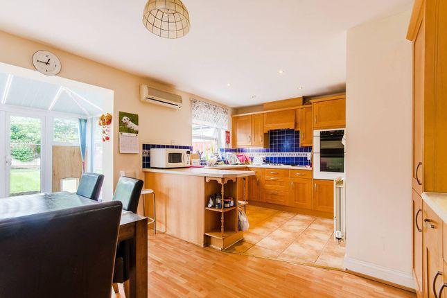 Thumbnail Detached house for sale in Chilcott Close, Wembley