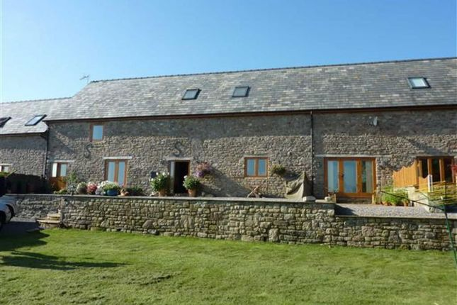 Thumbnail Terraced house to rent in St. Arvans, Chepstow, Monmouthshire