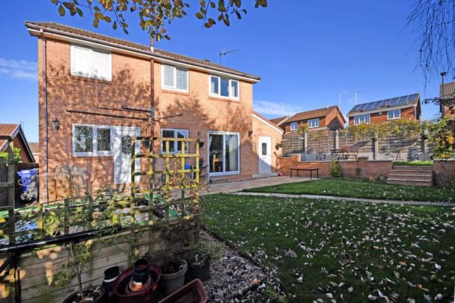Rear View of Wooldale Drive, Owlthorpe, Sheffield S20