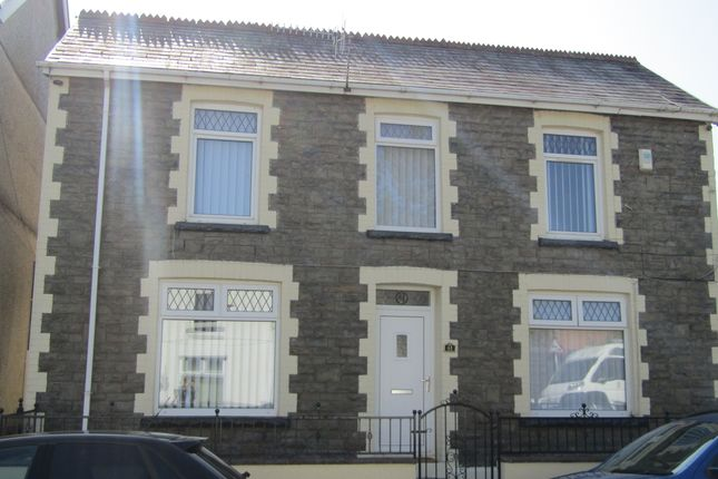 Thumbnail Detached house for sale in Llewellyn Street, Trecynon Aberdare