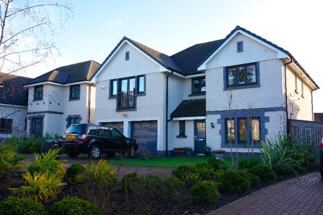 Thumbnail Detached house to rent in Burnbrae Grove, East Craigs, Edinburgh, 8Bf