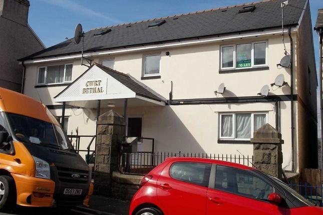 Thumbnail Flat to rent in William Street, Cilfynydd, Pontypridd