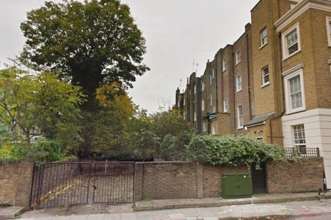 Thumbnail Land for sale in Oakley Square, London