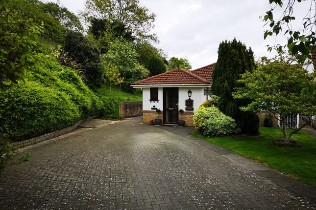 Thumbnail Detached bungalow for sale in Silver Birch Close, Whitchurch, Cardiff