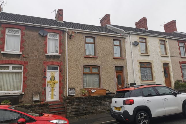 Terraced house for sale in Pwllygath Street, Kenfig Hill