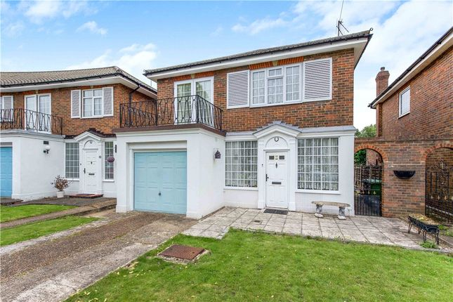 Thumbnail Detached house for sale in Chestnut Manor Close, Staines-Upon-Thames