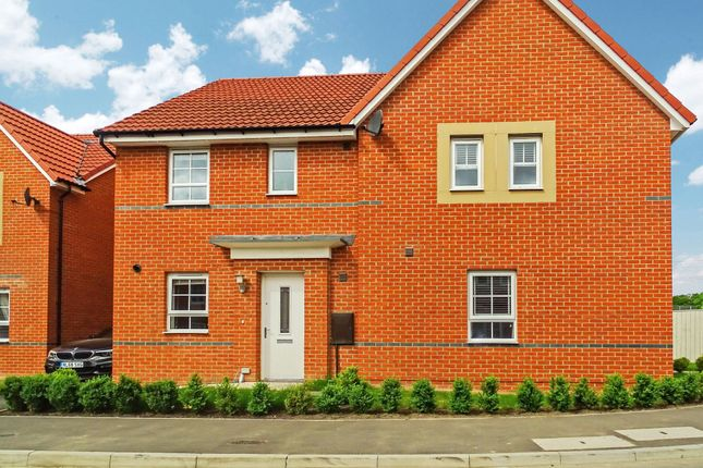 3 bed semi-detached house for sale in Ascot Drive, North Gosforth, Newcastle Upon Tyne NE13
