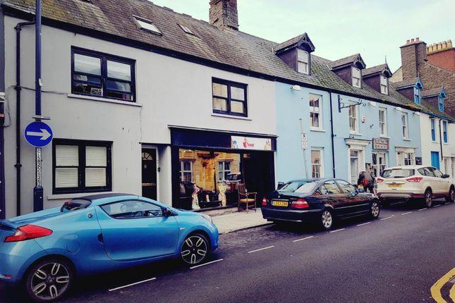 Thumbnail Terraced house for sale in Bridge Street, Aberystwyth