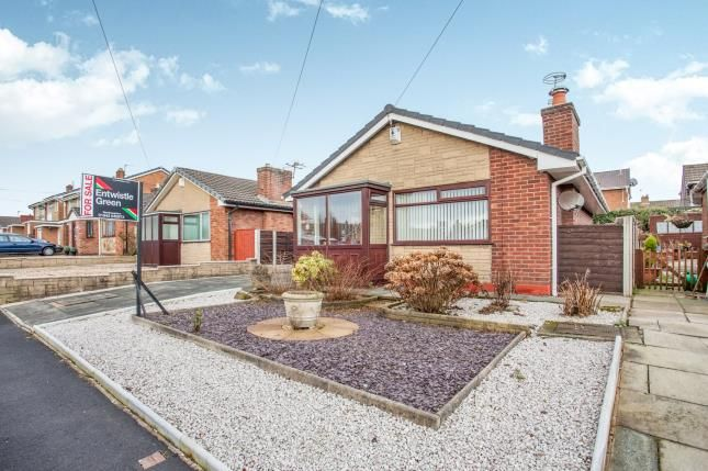 Thumbnail Bungalow for sale in Colwyn Drive, Hindley Green, Wigan, Greater Manchester
