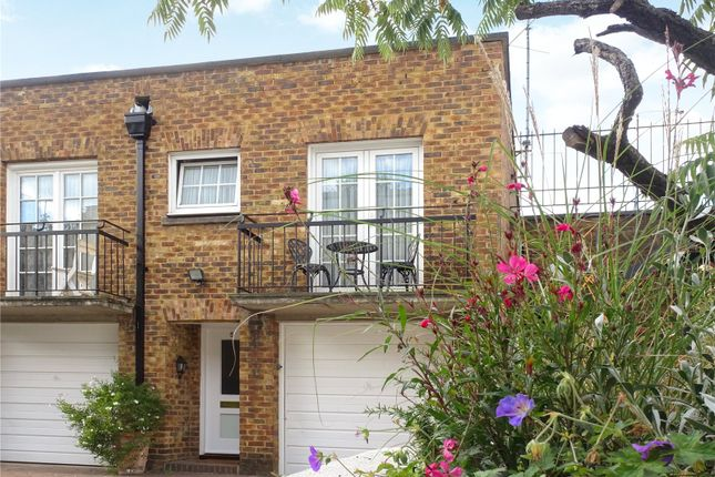 Thumbnail End terrace house for sale in Holbrooke Place, Richmond, Surrey