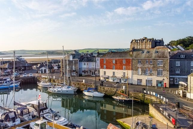 Thumbnail Maisonette for sale in Strand Street, Padstow, Cornwall